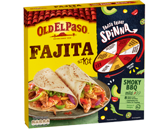 Smoky BBQ Fajita Kit