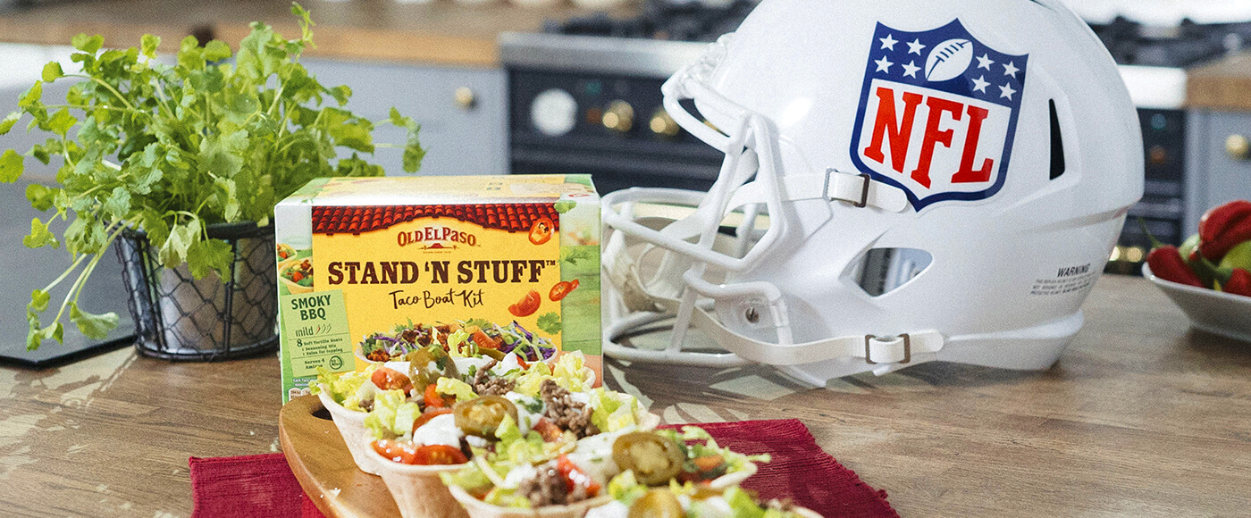 nfl gameday recipes banner