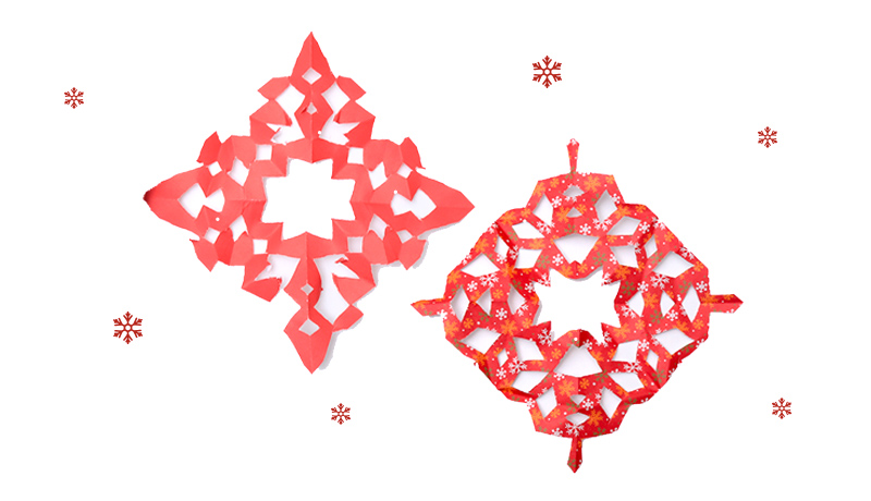 DIY Snowflake Crafts for Christmas