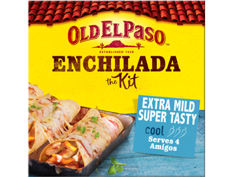 Extra Mild Super Tasty Cool Enchilada The Kit