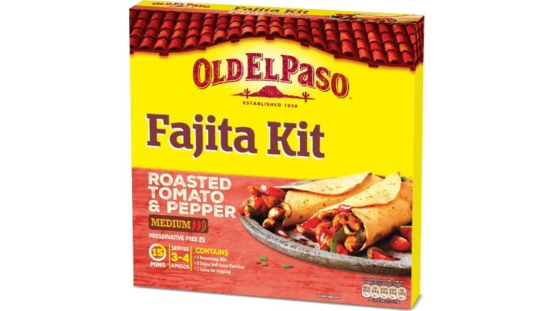 Fajita Kit