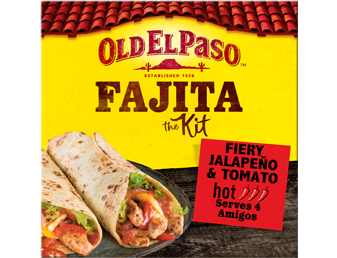 Fiery Jalapeno Tomato Hot Fajita The Kit