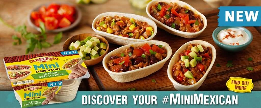 Discover your Mini Mexican