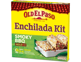 smoky bbq enchilada kit