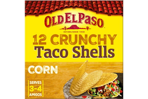 original hard shell tacos