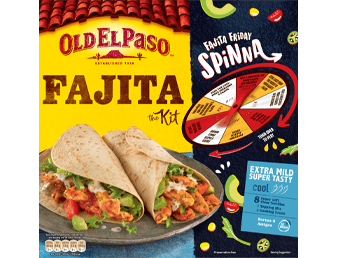 Fajita Kit Extra Mild Super Tasty
