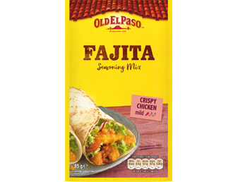 seasoning fajitas for chicken