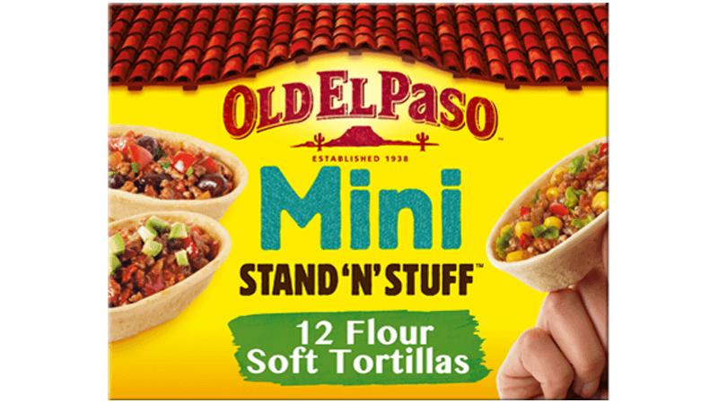 mini soft tortilla kit