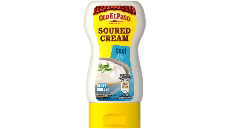 squeezy sour cream