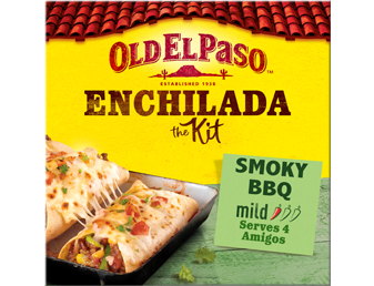 Smoky Bbq Mild Enchilada The Kit