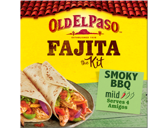 Smoky Bbq Mild Fajita The Kit