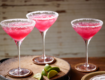 cranberry-lime-margaritas
