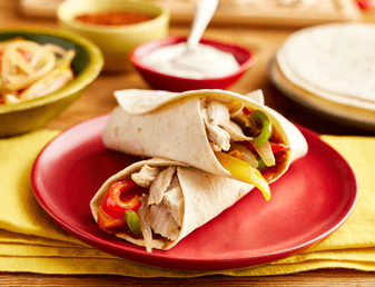 Slow Cooker Fajita Roast Chicken