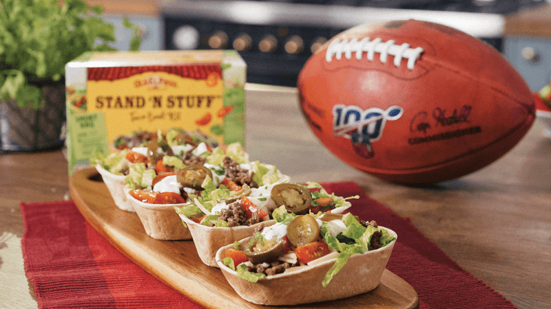 Touchdown Tacos